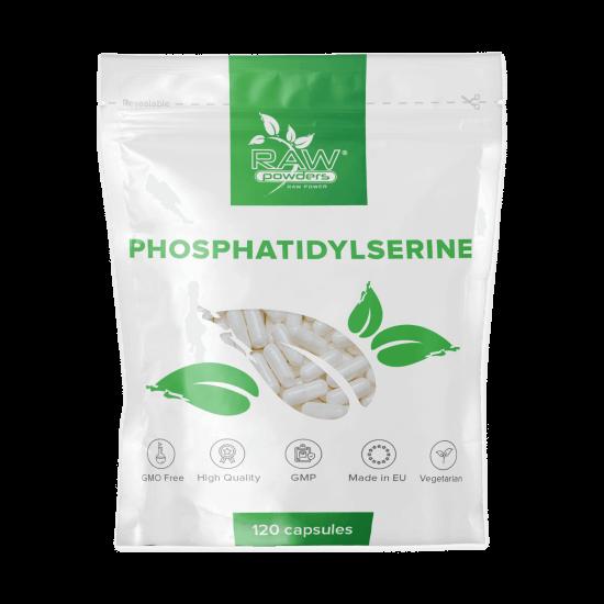 Fosfatidylserin 100 mg 120 kapslar