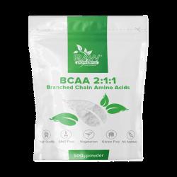 BCAA 2: 1: 1 Pulver 500 gram