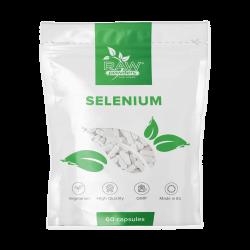 Selen (selenmetionin) 200 mcg 60 kapslar