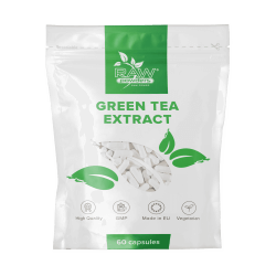 Green Tea Extract 500 g 60 kapslar