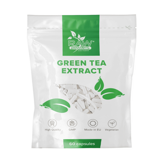 Green Tea Extract 500 g 60 kapslar