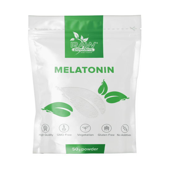Melatoninpulver