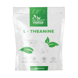 L-Teanin 200 mg. 120 tabletter