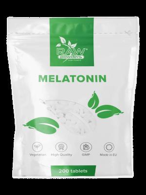 Melatonin 200 tabletter