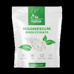Magnesium bisglycinat 500 mg 120 kapslar