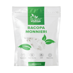 Bacopa Monnieri 500 mg 60 tabletter