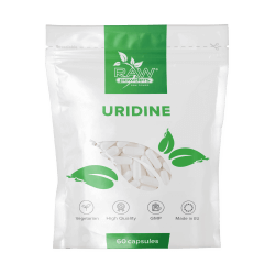 Uridine 250 mg 60 kapslar